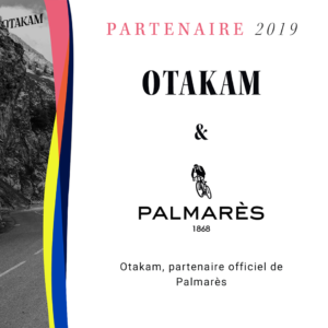 Palmarès, partenaire Otakam 2019