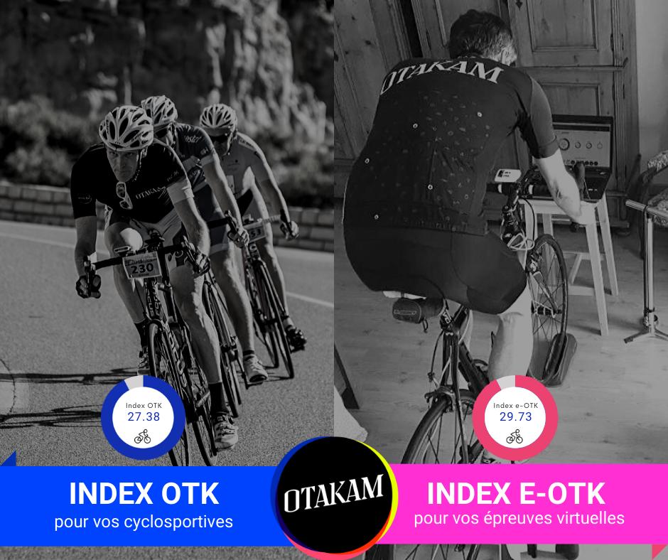 Nouveauté : l'Index e-OTK